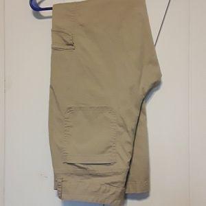 St. John's Bay Outdoor Stretch Cargo Pants
